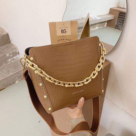 nueva bolsa de cubo de tendencia de moda NHLH270260's discount tags