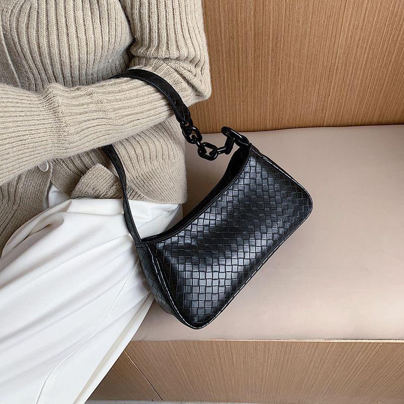 new trendy fashion  wild  one-shoulder armpit bag NHLH270267