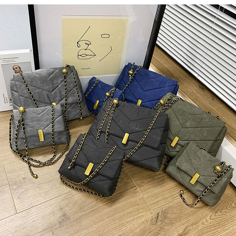 new trendy fashion all-match messenger bag  NHLH270275