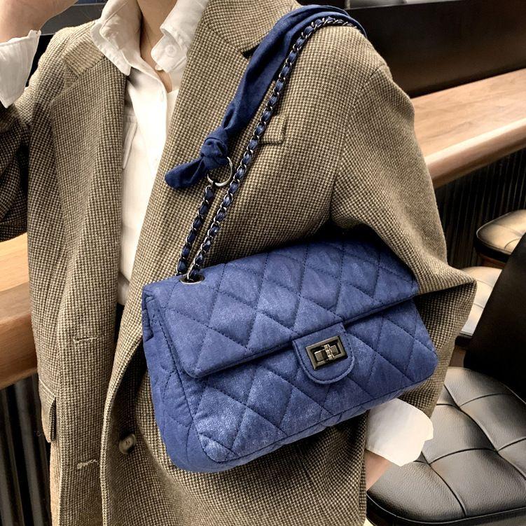 new fashion all-match denim canvas bag NHLH270278
