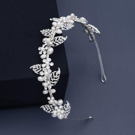 bandeau forêt simple fleur feuille diamant bandeau luxe NHHS270294's discount tags