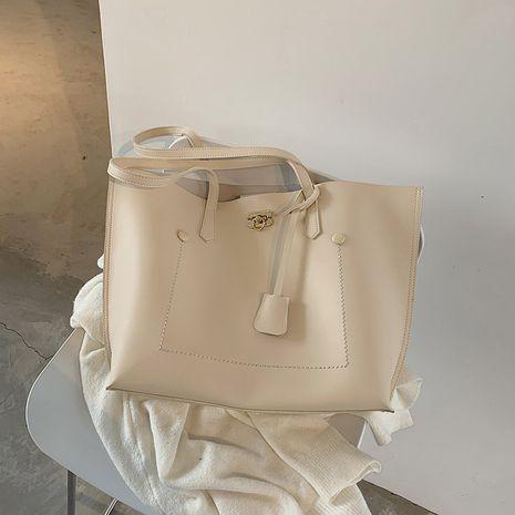 fashion tote bag large bag simple shoulder bag large capacity handbag NHJZ270364's discount tags