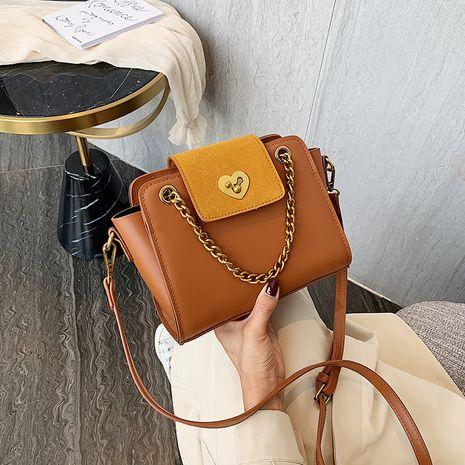 nueva moda retro tendencia pequeña bolsa cuadrada NHJZ270372's discount tags
