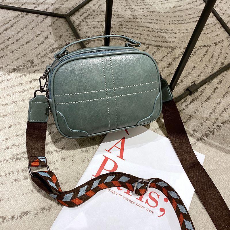 new fashion simple   broadband messenger bag  NHJZ270374