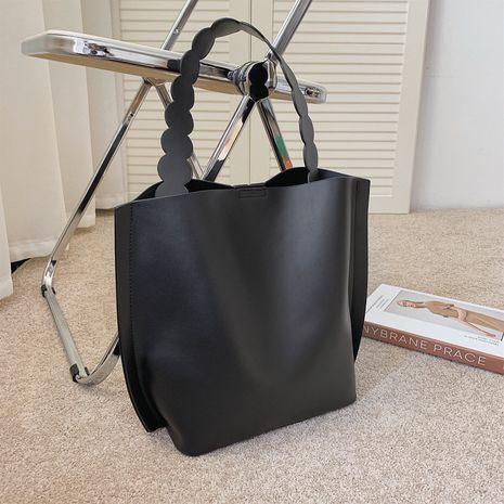 Retro bucket bag  large bag crossbody large capacity tote bag  NHJZ270415's discount tags