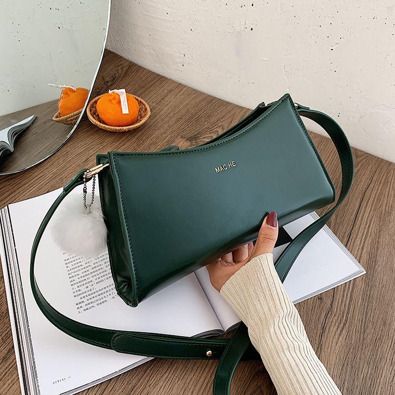 new fashion one-shoulder handbags texture messenger bag  NHJZ270417