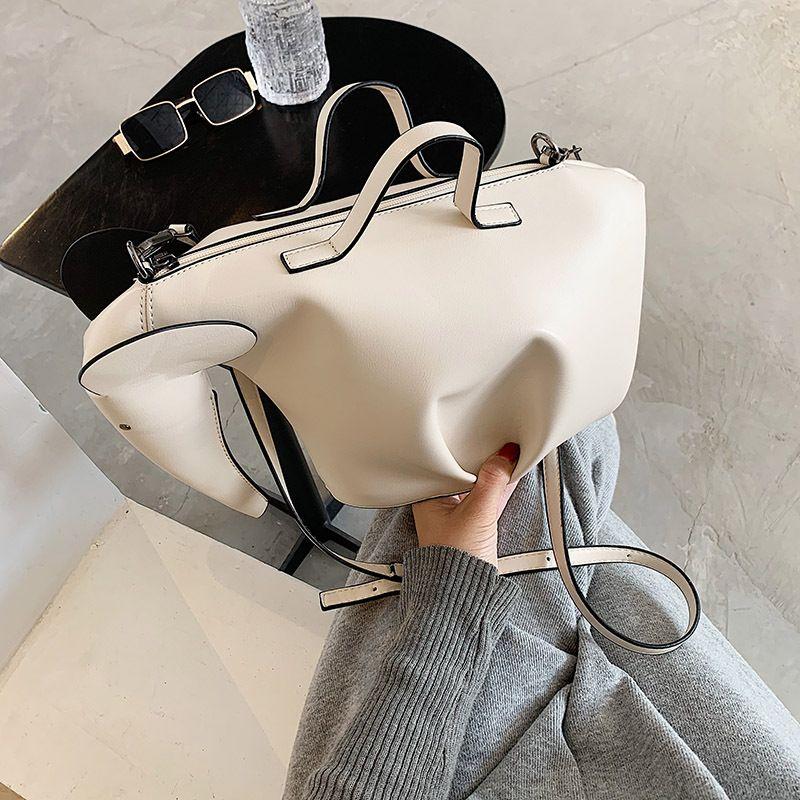 New fashion three-dimensional stereotyped elephant clutch bag  NHJZ270424