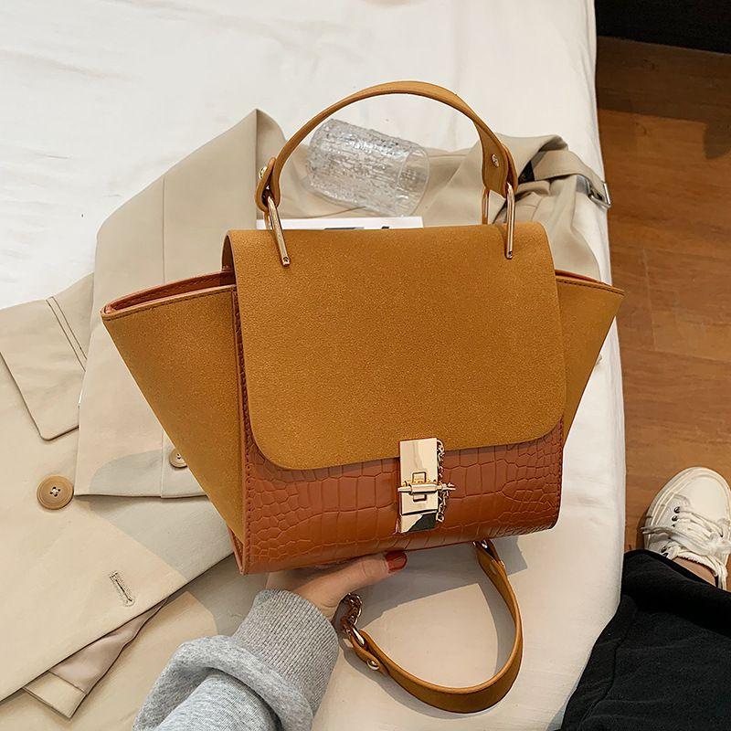 new fashion korean texture messenger bag  NHJZ270437