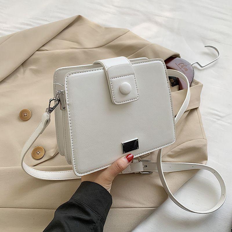 new trendy fashion   simple   shoulder bag  NHJZ270439