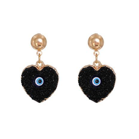 Boucles d'oreilles de mode rétro yeux en acrylique NHJJ270576's discount tags