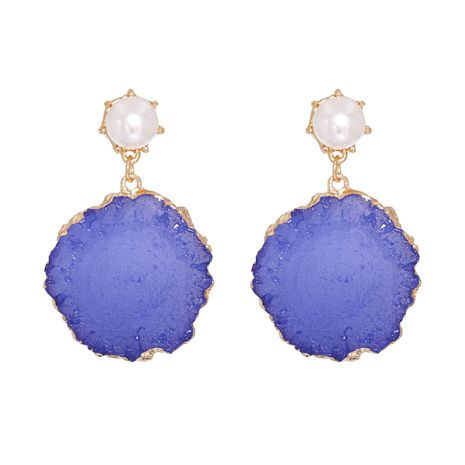 hot selling all-match resin pearl geometric earrings  NHJJ270580's discount tags
