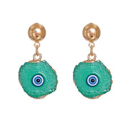 Boucles d'oreilles rétro yeux en acrylique coréen NHJJ270581's discount tags