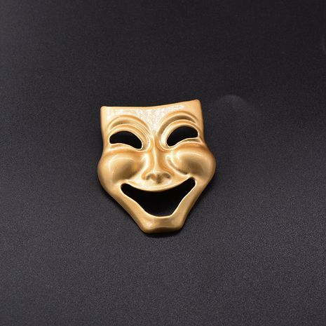 new smiling face  brooch  NHNT270698's discount tags