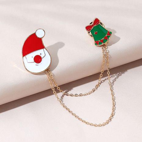 beliebte wilde kreative Weihnachtsglockenbrosche NHPS270792's discount tags