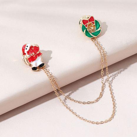Wilde kreative Schneemannbrosche der Weihnachtsserie NHPS270793's discount tags
