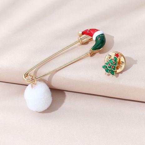 Mode kreative Persönlichkeit Weihnachtsbaum Brosche gesetzt NHPS270802's discount tags