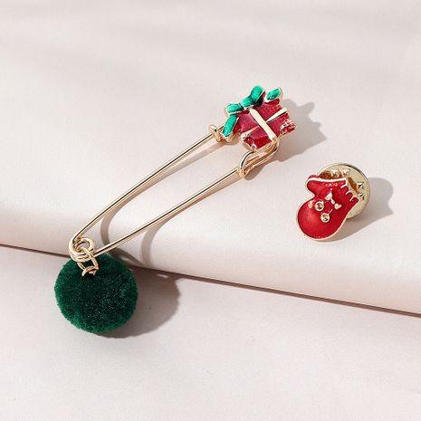 All-Match kreative Weihnachtsgeschenk Brosche Set NHPS270803's discount tags