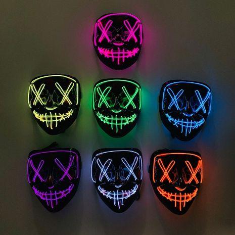 Halloween glowing V-shaped  NHNU271270's discount tags