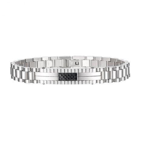 Bracelet en acier au titane pour homme décontracté coréen NHOP271055's discount tags