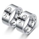 neue Mode einfachen Ring NHTP271095