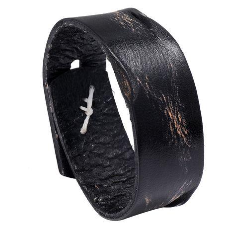 Bracelet cuir Punk New Retro Hip-Hop NHPK271163's discount tags