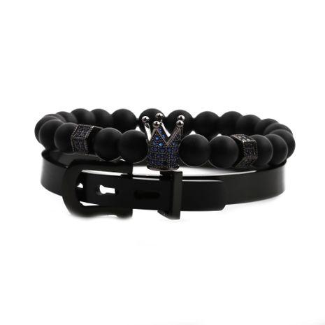 bracelet bricolage couronne de pierre givrée NHYL271361's discount tags