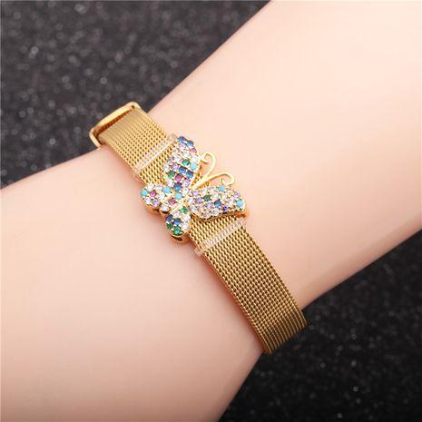 Nouveau bracelet papillon NHYL271394's discount tags