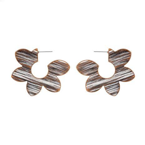 boucles d'oreilles en acrylique pétales simples NHXS271482's discount tags