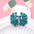 NHOM1197931-Light-Blue-925-Silver-Pin-Stud-Earrings