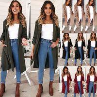 new  fashion mid-length hooded thin windbreaker jacket NHWA271551