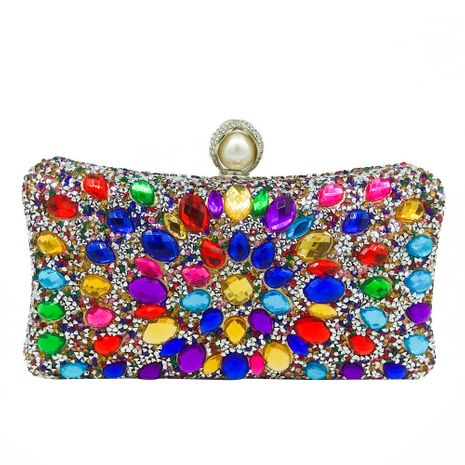banquet bags color hot diamond dinner bag  NHJU271568's discount tags