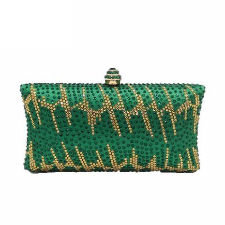 sac de banquet de luxe en diamant chaud NHJU271579's discount tags
