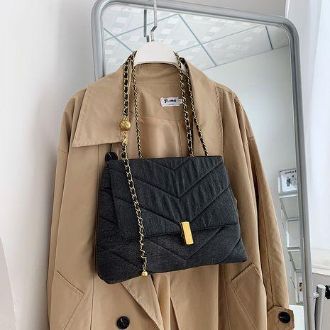 Nouveaux sacs à bandoulière pour femmes de grande capacité pour l'automne et l'hiver NHRU271607's discount tags