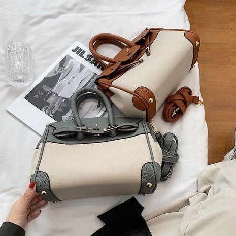 nouveau sac à bandoulière coréen NHRU271610's discount tags
