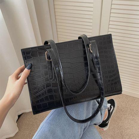 nouveau sac fourre-tout portable à une épaule coréen à la mode NHRU271640's discount tags