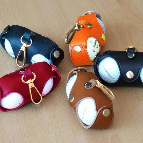 Nouveau sac de golf coréen NHBN271740's discount tags