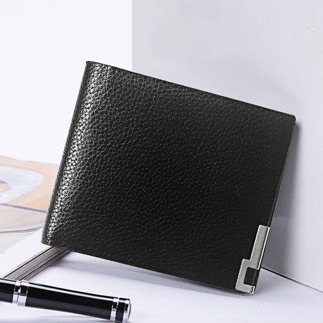 billetera suave juvenil coreana simple de moda NHBN271744's discount tags