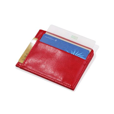 Korean  mini leather wallet girls multi-card pocket wallet  NHBN271746's discount tags