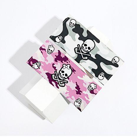 Nouveau portefeuille coréen de mode Skull Golf Casual Skull Golf NHBN271748's discount tags