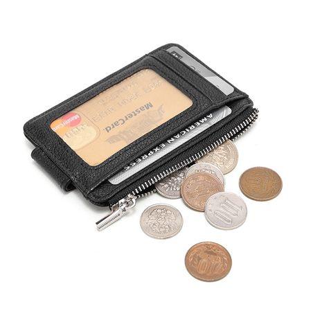 porte-monnaie à glissière de mode NHBN271750's discount tags