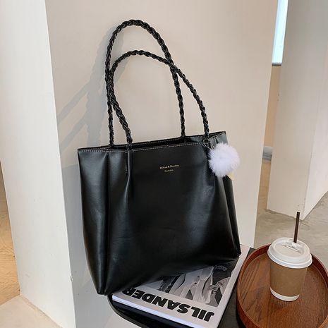 sac fourre-tout à bandoulière de grande capacité NHJZ271754's discount tags