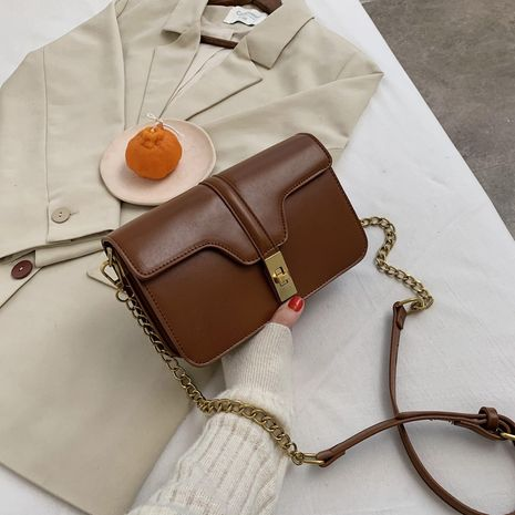 small simple autumn and winter new fashion all-match square bags NHJZ271801's discount tags