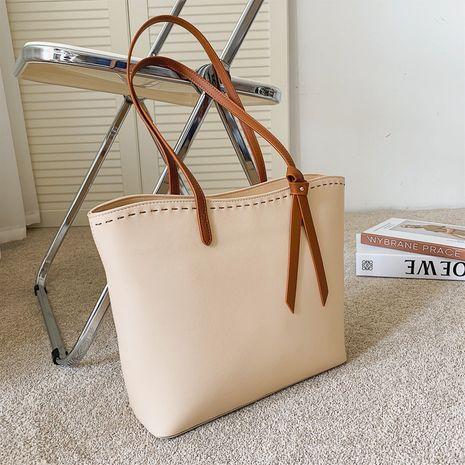 bolso de mano grande del viajero del solo hombro de la nueva moda NHJZ271811's discount tags