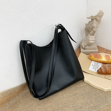 Large-capacity women's autumn and winter all-match messenger shoulder bags NHJZ271842's discount tags