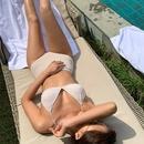 nouvelle mode sexy bikini fendu NHHL271916