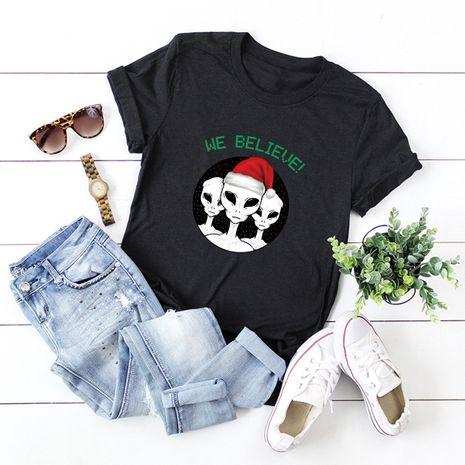 t-shirt à manches courtes pour femme NHSN271954's discount tags