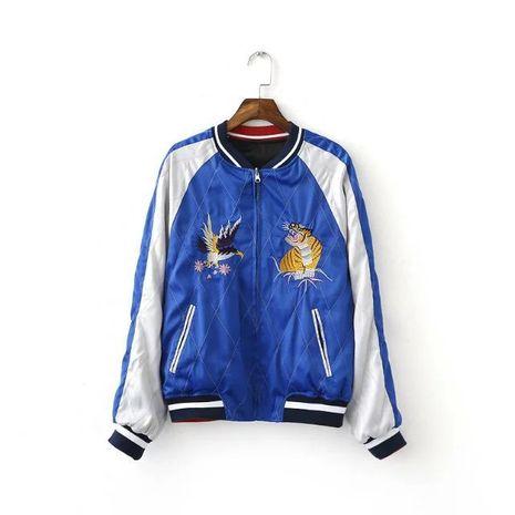 fashion new hip hop jacket NHAM272010