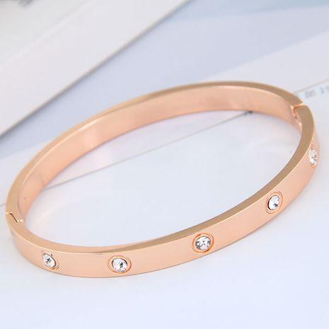 bracelet simple en métal de mode NHSC272531's discount tags