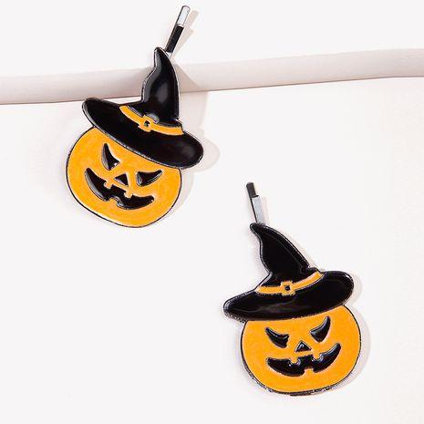 Épingle à cheveux en métal Halloween NHGE272104's discount tags