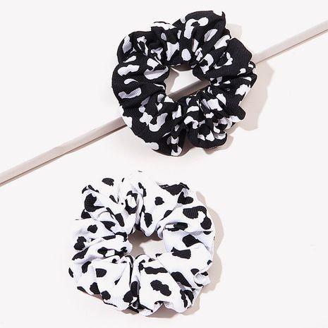 corde à cheveux en tissu imprimé à la mode du gros intestin NHGE272148's discount tags